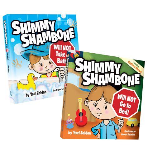 Shimmy Shambone Series