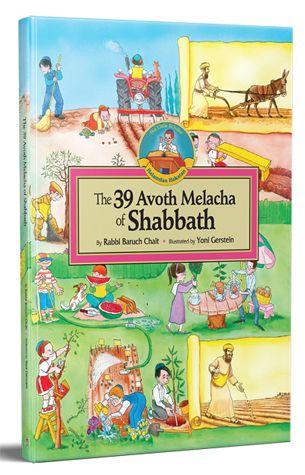 The 39 Avoth Melacha of Shabbath