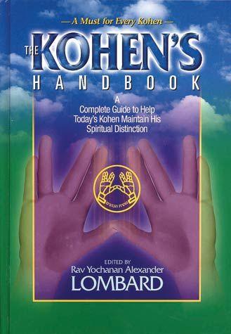 The Kohen's Handbook