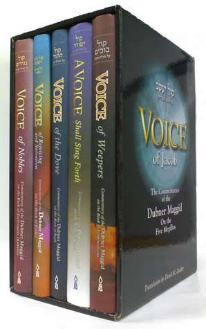 Voice of Jacob, 5 Volumes