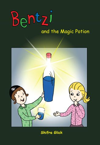 Bentzi and the Magic Potion (#5)