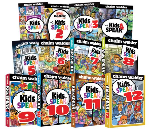 Kids Speak Series