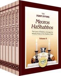 Meoros HaShabbos