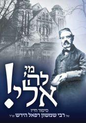 Mi Lashem Eilai (Hebrew Only)