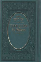 Tehillim Eis Ratzon Mini, Green
