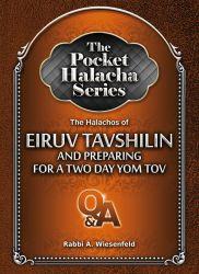 The Pocket Halacha Series: The Halachos of Eiruv Tavshilin and Preparing for a Two Day Yom Tov