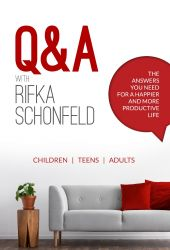 Q & A with Rifka Schonfeld