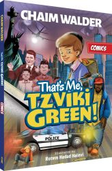 That's Me, Tzviki Green - COMICS