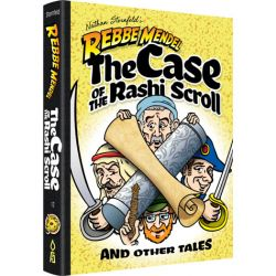 Rebbe Mendel #12: Case of the Rashi Scroll