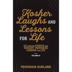 Kosher Laughs & Lessons for Life #3