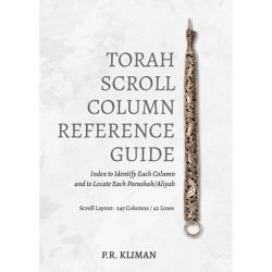 Torah Scroll Column Reference Guide