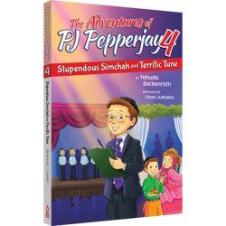 The Adventures of PJ Pepperjay #4