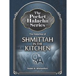 Pocket Halacha: Shmittah in Kitchen
