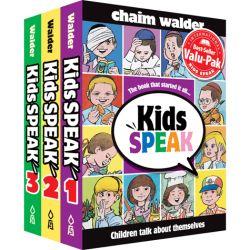 Kids Speak Valu-Pak: Vols. 1,2,3