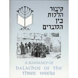 Summary of Halachos of the Three Weeks