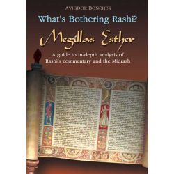 What's Bothering Rashi? Megillas Esther
