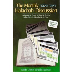 The Monthly Halachah Discussion