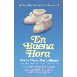 Nine Wonderful Months--B'Sha'ah Tovah (Spanish Edition)