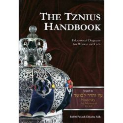 The Tznius Handbook: Educational Diagrams for Women and Girls