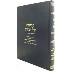 MiMishnaso Shel Ramchal, Pesach (Hebrew Only)