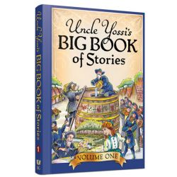 Uncle Yossi's Big Book of Stories, Vol. 1
