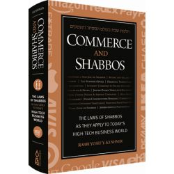 Commerce and Shabbos