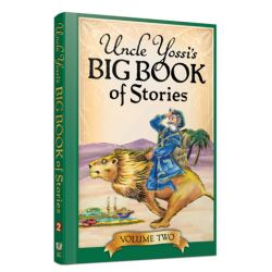 Uncle Yossi's Big Book of Stories #2