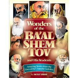Wonders of the Baal Shem Tov and his Students