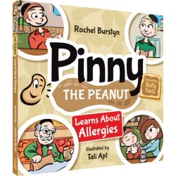 Pinny the Peanut Learns about Allergies