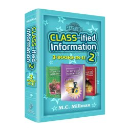 CLASS-ified Information, 3-books-in-1, Vol. 2