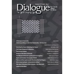 Dialogue for Torah Issues & Ideas #7