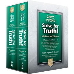 Strive for Truth, Compact ed. 2 vols.