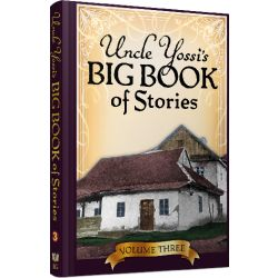 Uncle Yossi's BIG BOOK of Stories, Volume 3