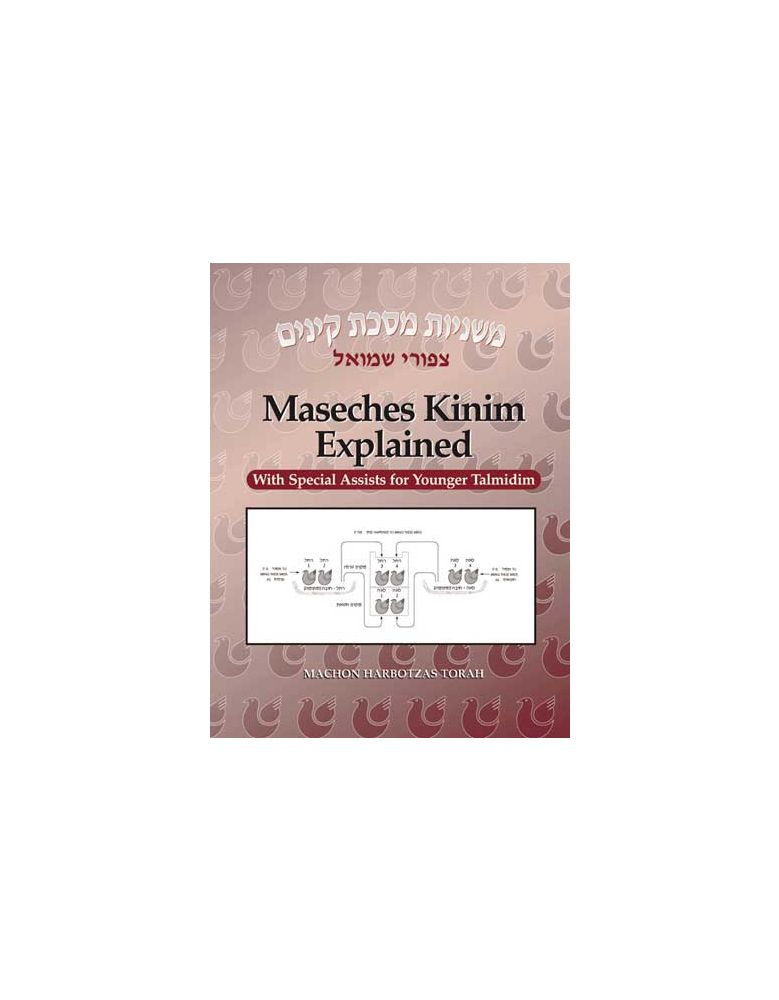 Maseches Kinim Explained OLD EDITION